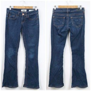 Daytrip Dark Wash Lynx Flare Denim Jeans